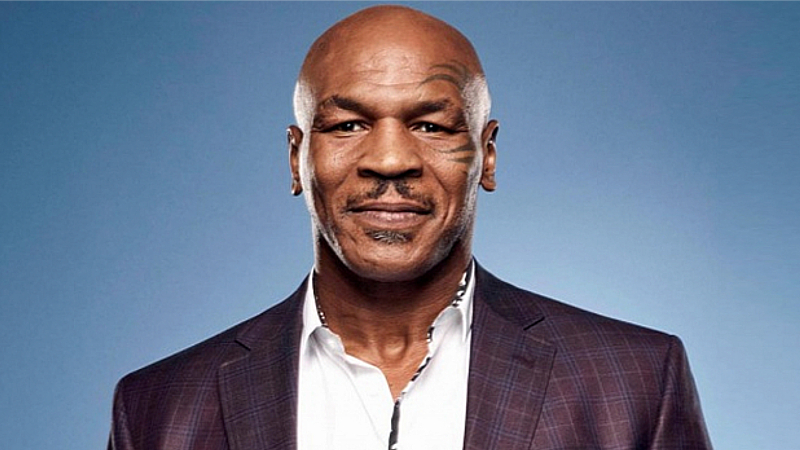 Mike Tyson zamierza uprawiać marihuanę na masową skalę!